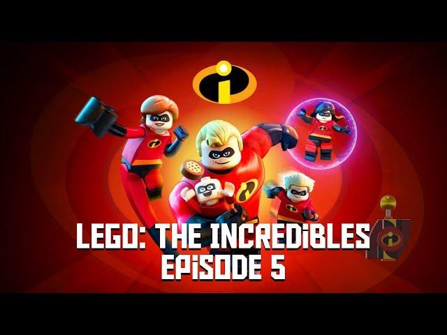 LEGO the incredibles - Episode 5