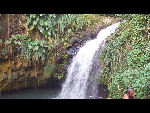 Annandale Waterfall// Grenada 2017