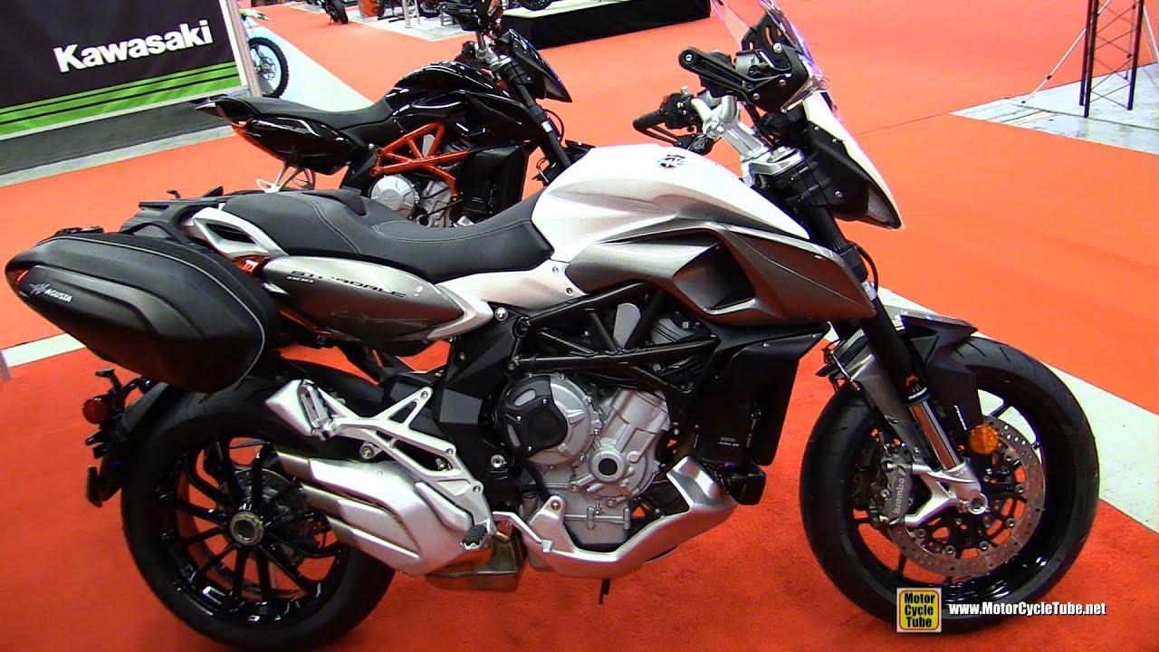 2015 MV Agusta Stradale 800 - Walkaround - 2015 Salon Moto de Montreal