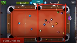 HACK POOL LIVE TOUR NEW OUT BALL  BY AHMAD SHORJAEE