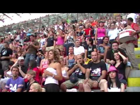 Madonna Concerto San Siro 2009, Panoramica Dei Fans