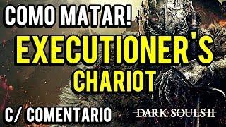 Dark Souls 2 - Como Matar o EXECUTIONER