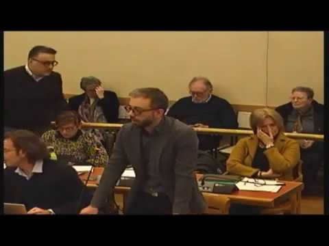 Consiglio Comunale 10 febbraio 2020 Int App raccolta differenziata