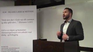 Kortfilm: Hvordan respondere på karikaturtegninger av Profeten Muhammed (saaw)? - Jafar Saleem