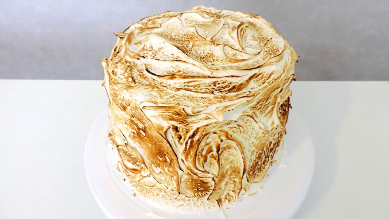 Lemon Gateau Cake