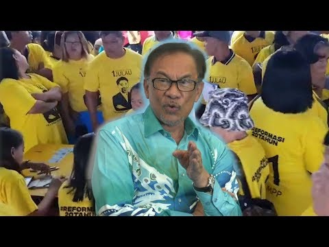 Move on from the Julau PKR membership controversy, says Anwar