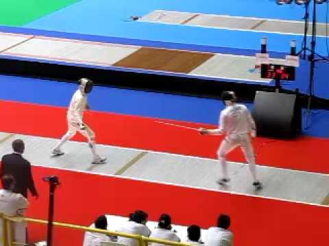 Bogota Grand Prix 2009 - TEAMS  SWITZERLAND vs STONIA 8/9   Heinser vs Jarve