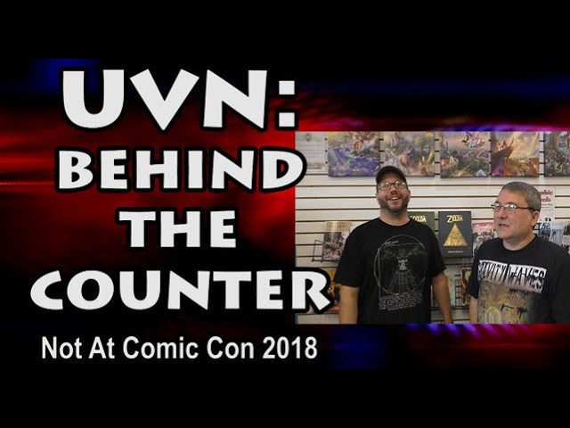 UVN: Behind the Counter 427