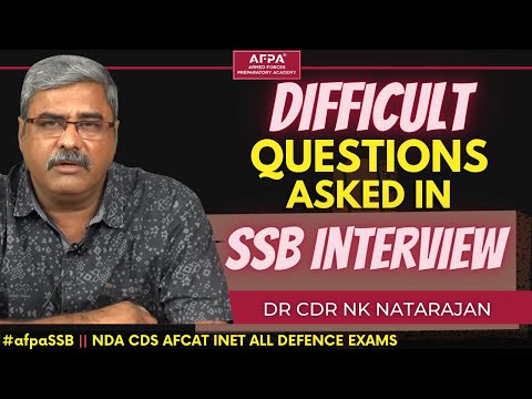 Tricky Questions that May Fox you During the SSB Interview