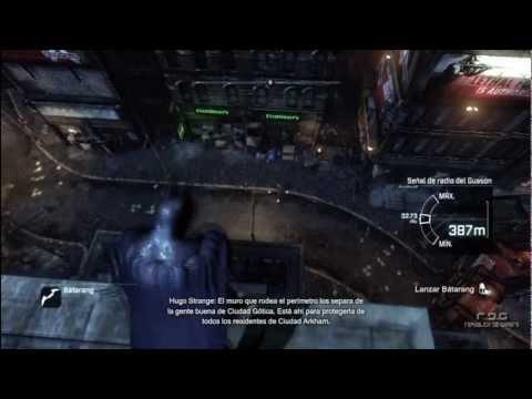 Vídeo Análisis: Batman arkham city