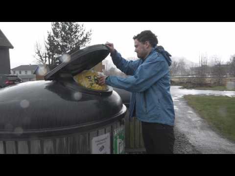 Kongen på søppelhaugen