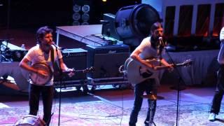 """Avett Brothers """"Morning Song"""" Red Rocks Amphitheater, Morrison, CO. 07.05.13"""