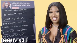 Megan Thee Stallion Creates the Playlist of Her Life | Teen Vogue
