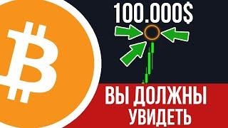 ЭТОТ РОСТ БИТКОИНА - ТОЛЬКО НАЧАЛО, 100.000$ УЖЕ СКОРО