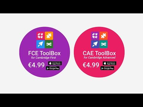 Apps for Cambridge Exams