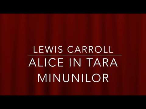 Alice in tara minunilor - Lewis Carroll (Poveste Radiofonica)