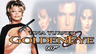 Tina Turner | Golden Eye | English POP Song Full Version