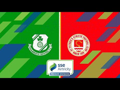 Premier Division GW1: Shamrock Rovers 1-1 St. Patrick's Athletic