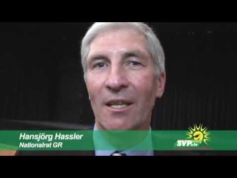 Nationalrat Hansjörg Hassler zum Parteiprogramm der BDP - 2008