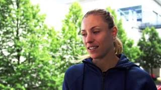 Angelique Kerber | 2016 Rogers Cup Pre Tournament Interview