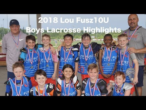 Lou Fusz 10U Boys Lacrosse Highlights (Basic) May 19, 2018 Finale