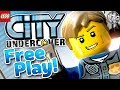 All Levels Completed LEGO City Undercover PS4 Free Play Gameplay Episode 7 mp3