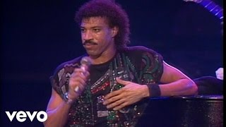 Lionel Richie - Three Times A Lady (Live In Amsterdam)