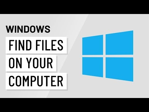 Using Search on Windows 7 to Find Documents, Files and Programs from YouTube · Duration:  5 minutes 42 seconds