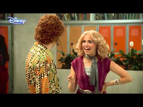 Best Friends Whenever | Back To The 70s | Official Disney Channel UK