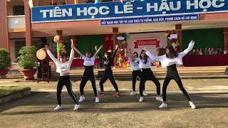 Nhảy hiện đại (Khai giảng 2018 - 2019)