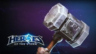 ♥ Junkrat First Impressions & Theorycrafting - Heroes of the Storm (HotS)