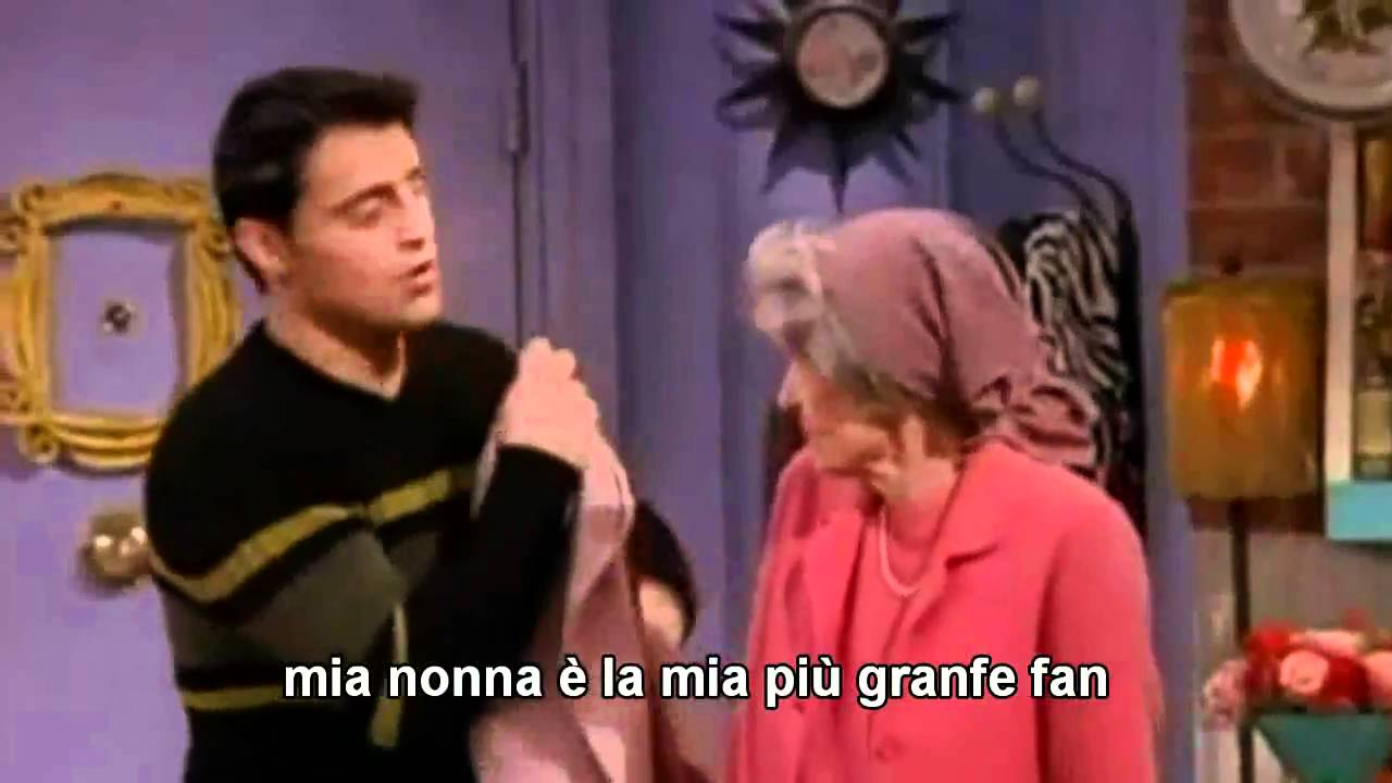 friends - everybody speak italian - YouTube