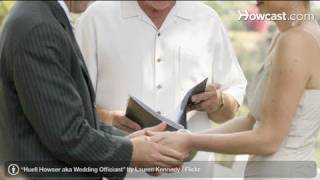 How To Pick An Officiant | Perfect Wedding