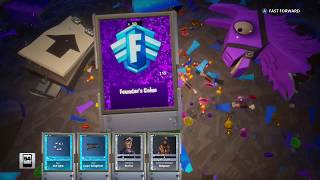 Fortnite Believer Llama Pack Opening 90+ Epic Cards | Xbox One