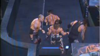 Smackdown vs Raw 2011 dx vs brothers of destruction hell in a cell