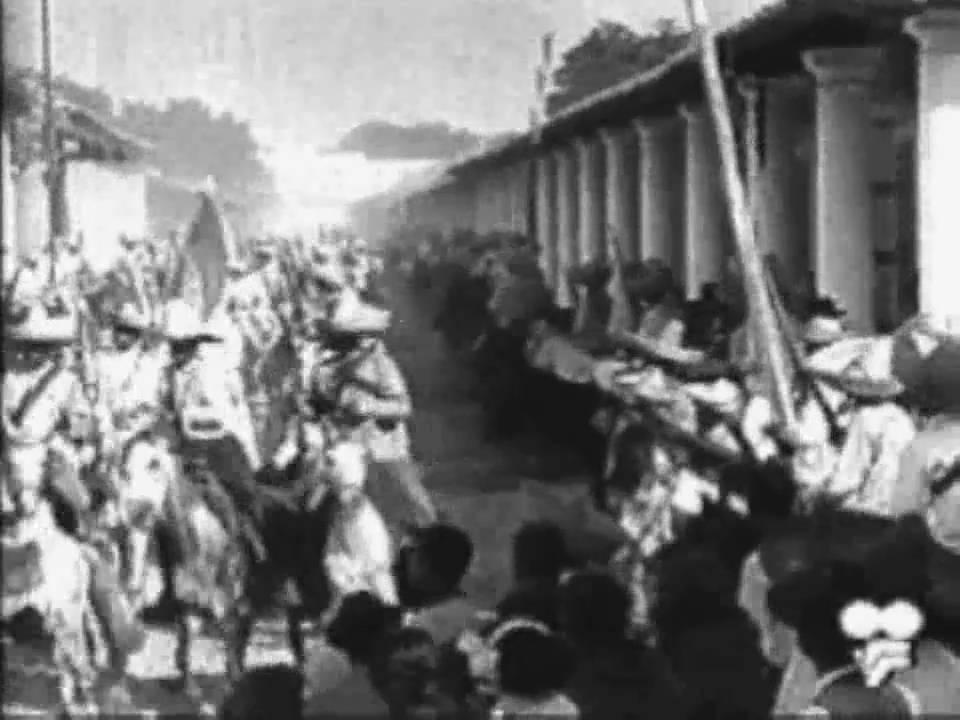 Material flmico de la Revolucin Mexicana  Imgenes de un sueo