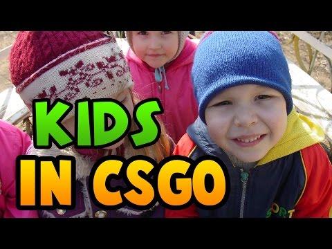 Kids In CSGO