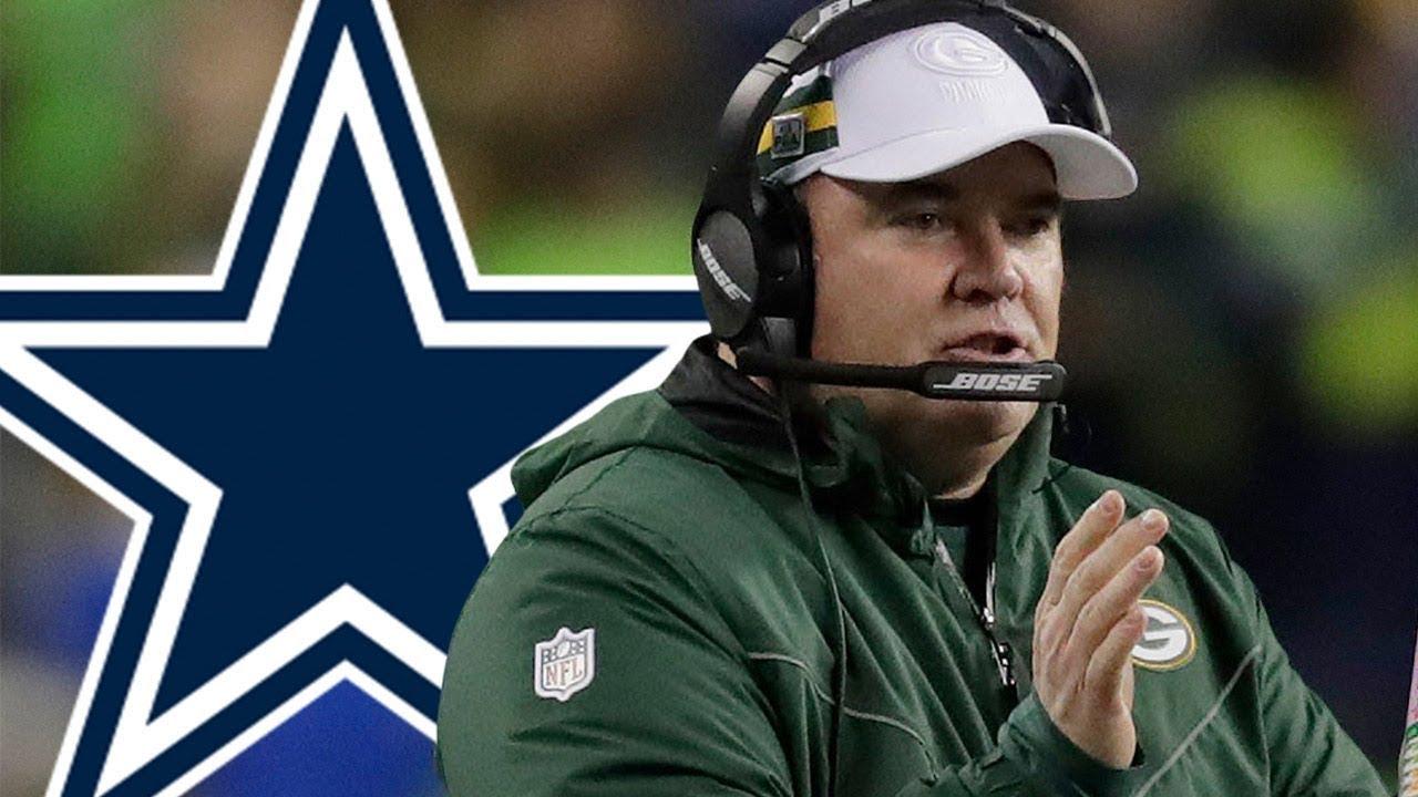 Cowboys Name Mike McCarthy Head Coach! - YouTube