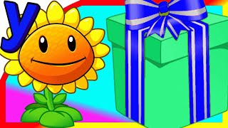 ПОДАРОК Подсолнушку! ПРоХоДиМеЦ Готовится к 14 ФЕВРАЛЯ #385 ИГРА для ДЕТЕЙ - Растения против ЗОМБИ 2