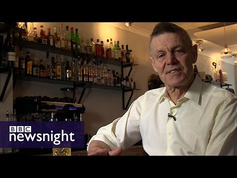 Matthew Parris: 'We've never liked the European Union'  - BBC Newsnight