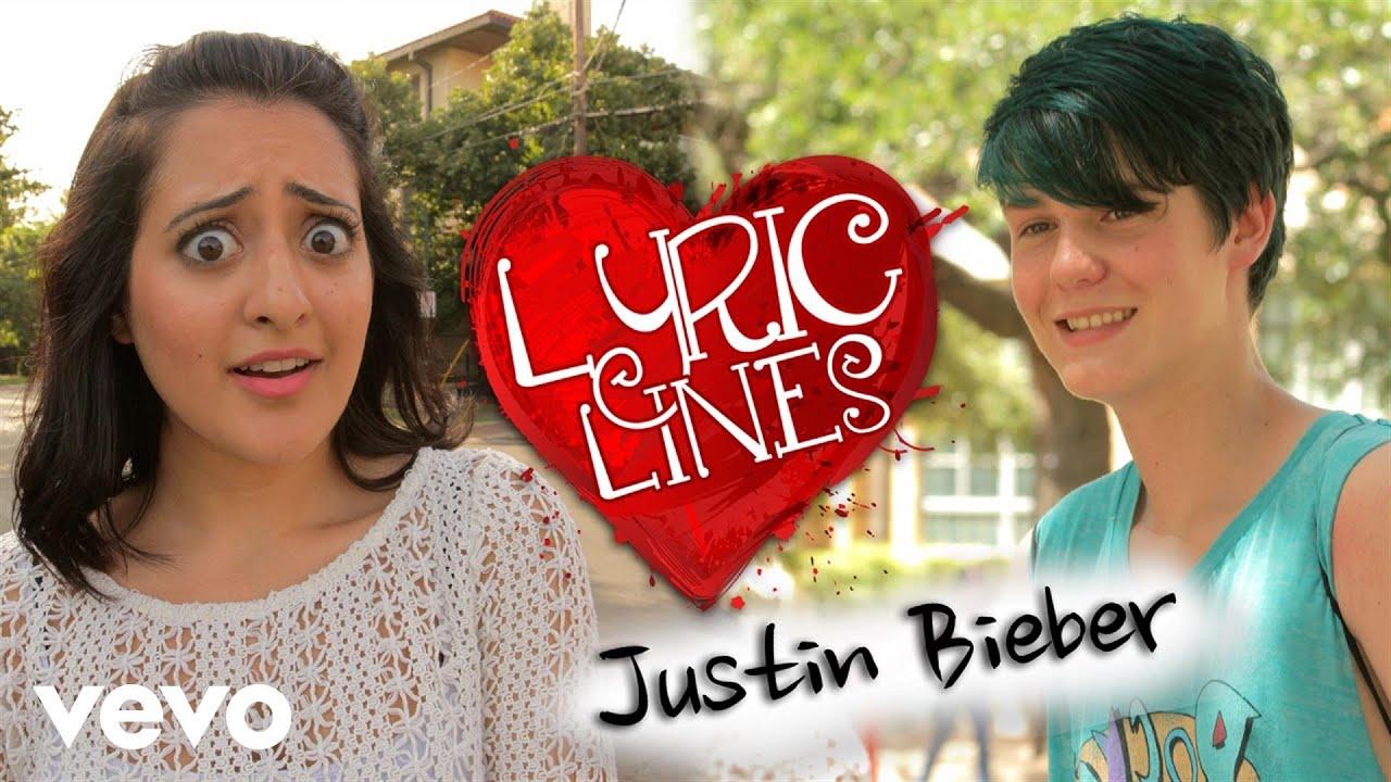 Vevo - Vevo Lyric Lines: Justin Bieber Lyrics Pick Up GUYS?