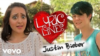 Vevo - Vevo Lyric Lines: Justin Bieber Lyrics Pick Up GUYS?