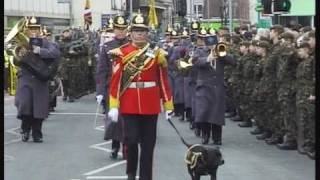 Freedom of the Borough Parade by the 3rd Battalion of the Mercia Regiment (formerly Staffs) 19/02/09