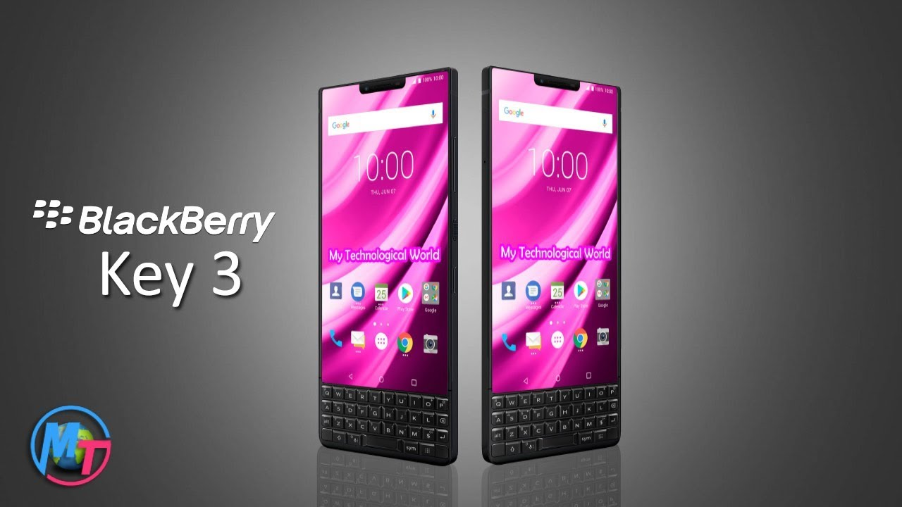 BlackBerry Key 3 - Will Be Different In 2019!!!