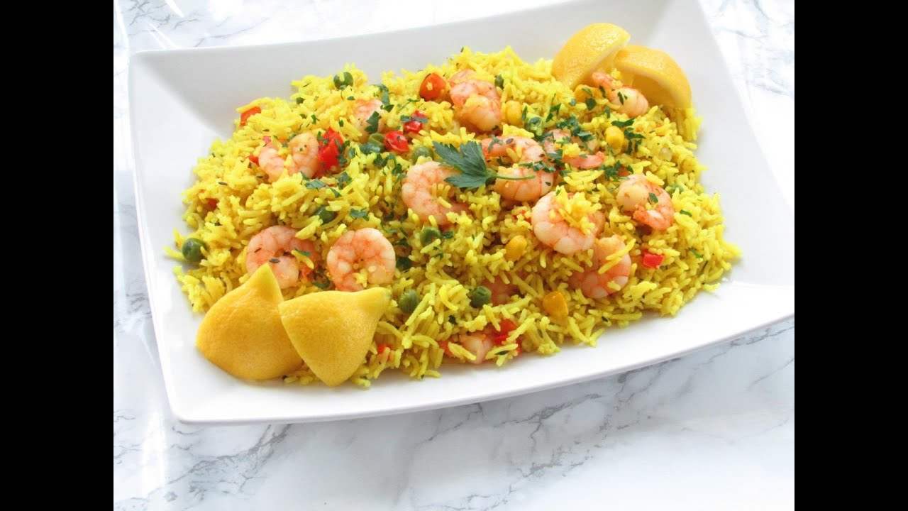 Quick easy nigerian fried rice recipe youtube quick easy nigerian fried rice recipe ccuart Image collections