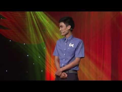 Cười Xuyên Việt - Tập 3 (24/4/2015 - THVL1) Mạc Văn Khoa