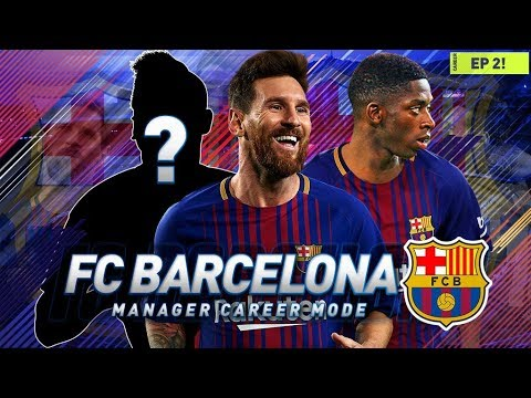 FIFA 18 Barcelona Career Mode - EP2 - THREE Signings, Bayern Munich Game & Messi renews!