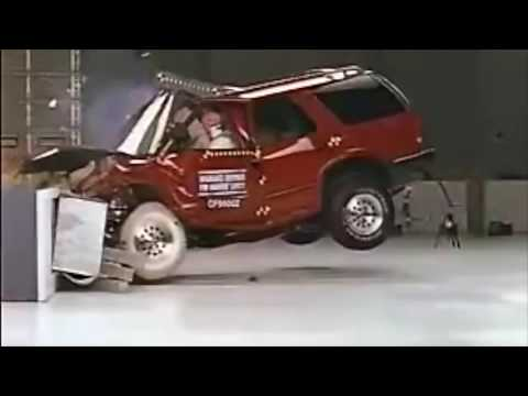 Top 10 Worst Vehicle Crash Tests