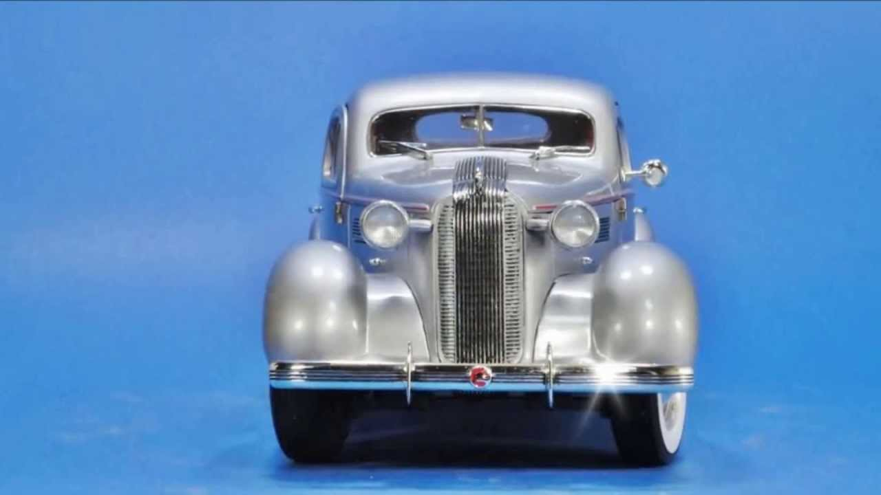 1936 Pontiac Deluxe Coupe Youtube