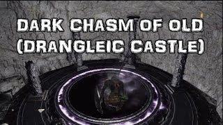 Dark Souls 2 Dark Chasm of Old (Drangleic Castle)